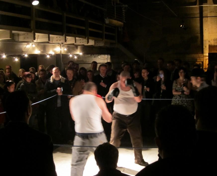 7. boxing