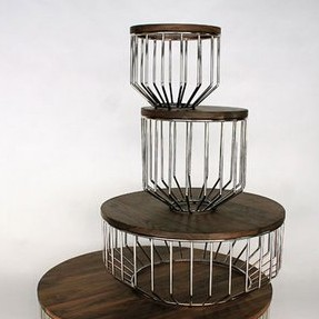 Wired Coffe Table